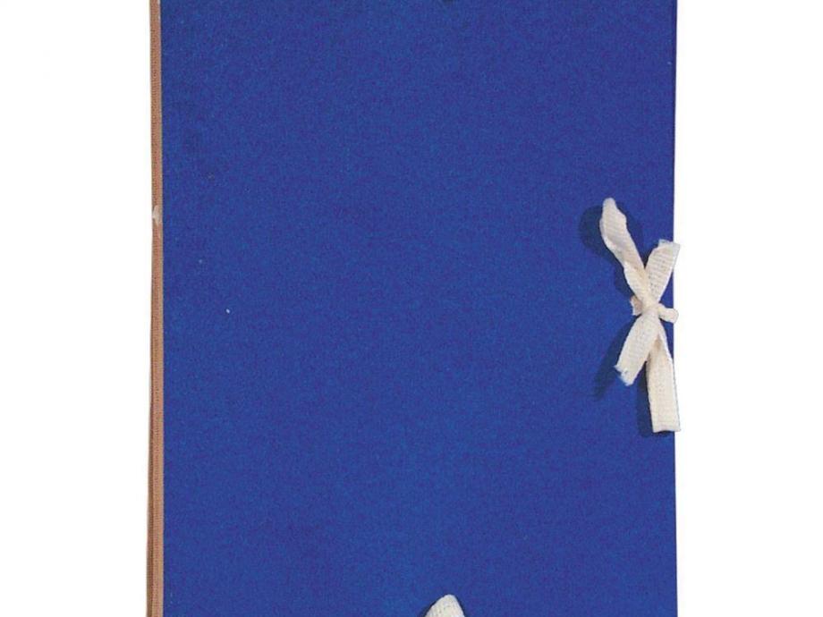 Ντοσιέ με κορδόνια 35x50x8 cm πάνινη ράχη