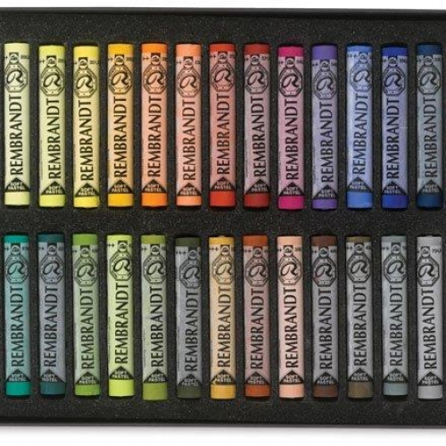 Soft pastels Rembrandt 30 Talens 300C30