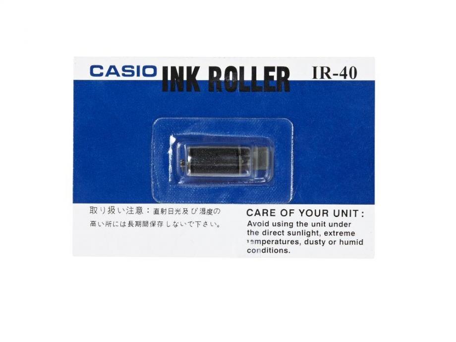Ταμπόν αριθμομ.IR-40 CASIO μαύρο