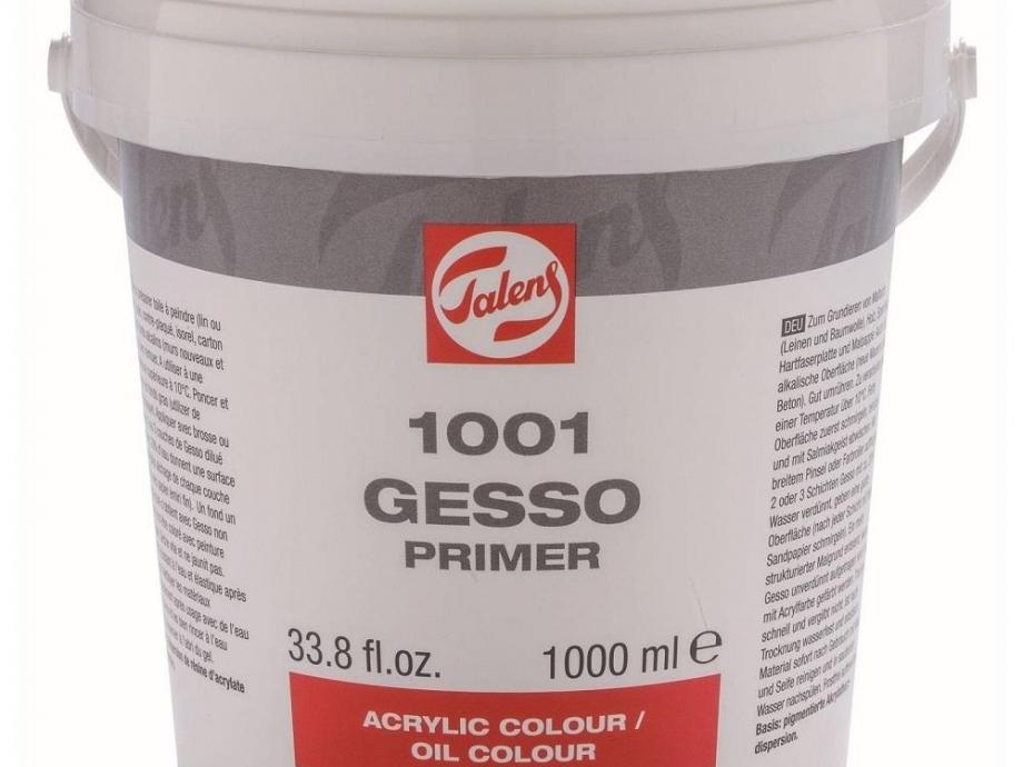 Αστάρι Gesso Talens primer 1000 ml
