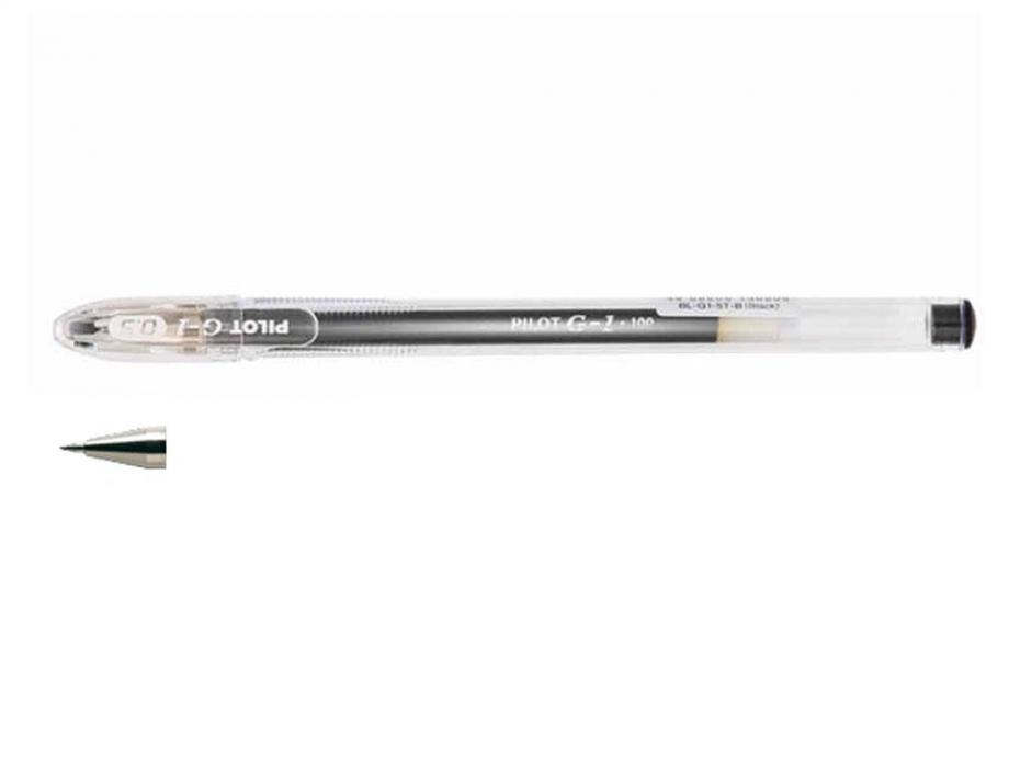 Στυλό Pilot g1 0,7 μαύρο