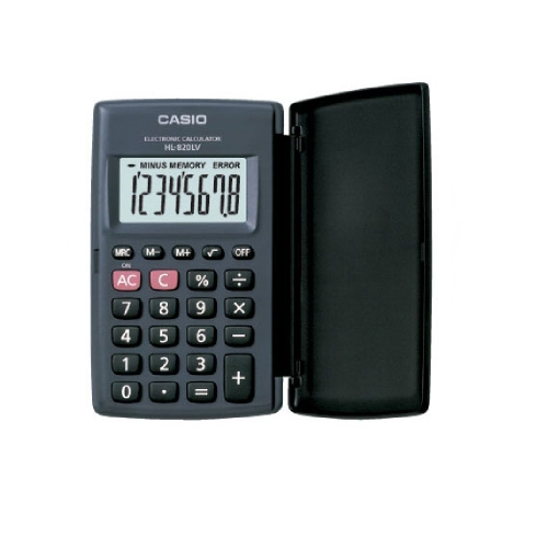 Αριθμομηχανή Casio HL-820LV