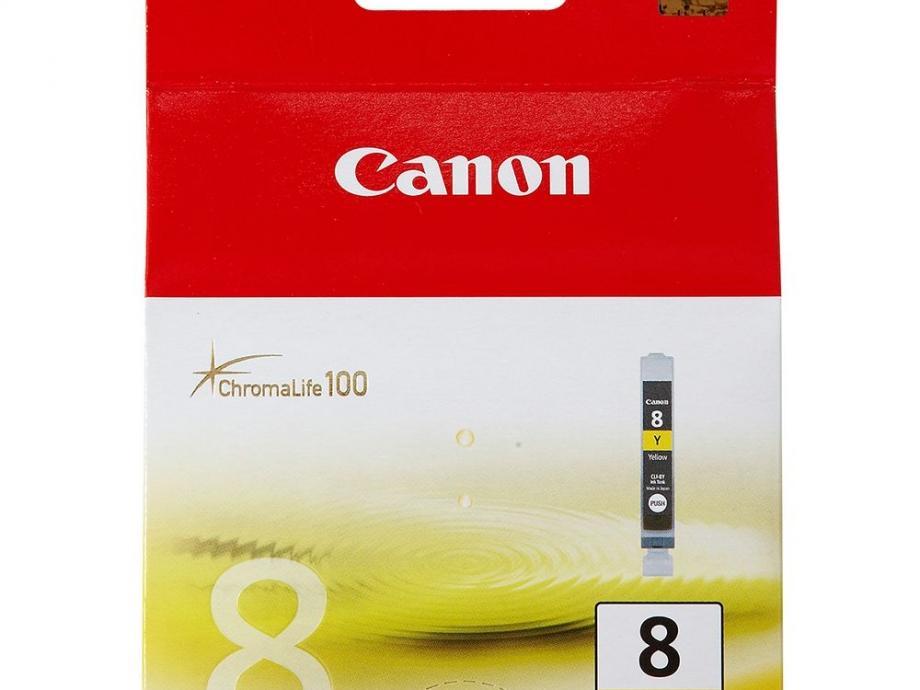 Μελάνι Canon CLI-8 yellow