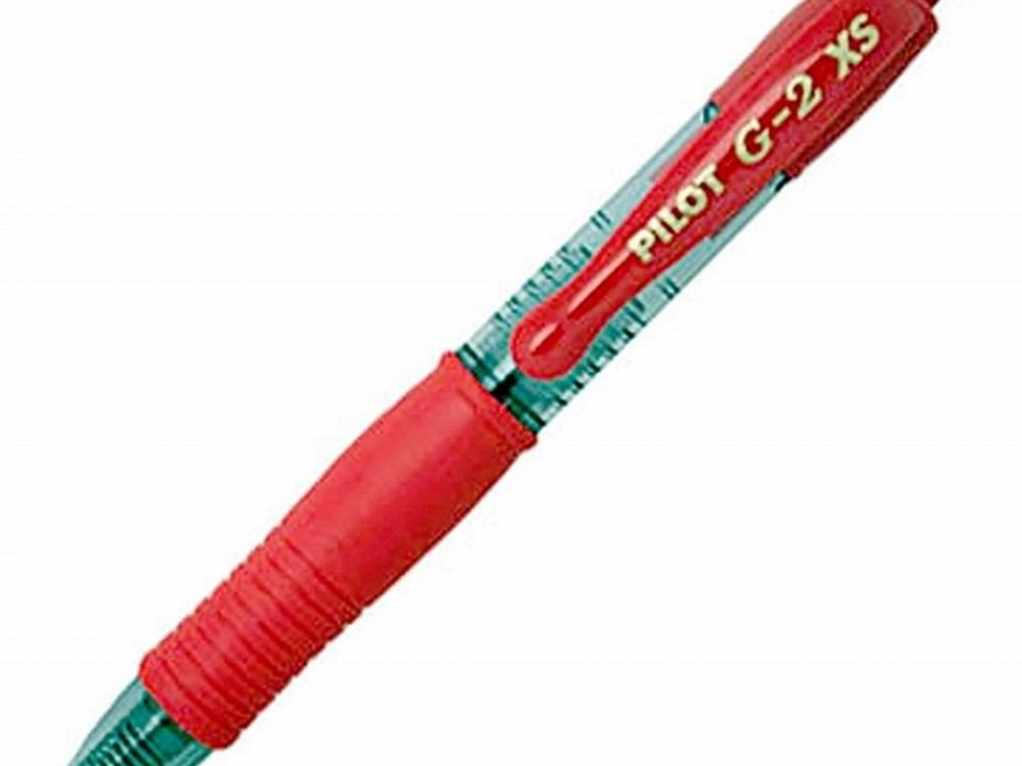 Στυλό Pilot g2 xs mini κόκκινο