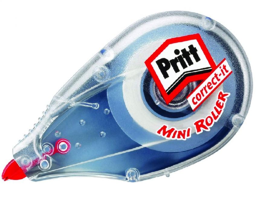 Διορθωτική ταινία Pritt 4,2mm x 7m mini roller