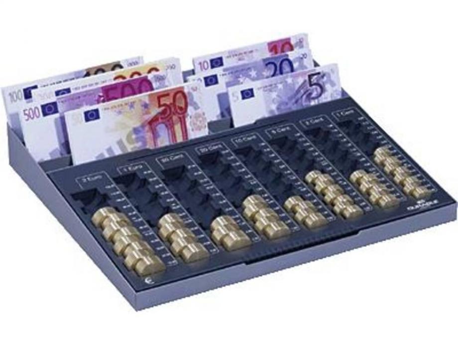 Κερματοθήκη Durable 178157 Euroboard XL