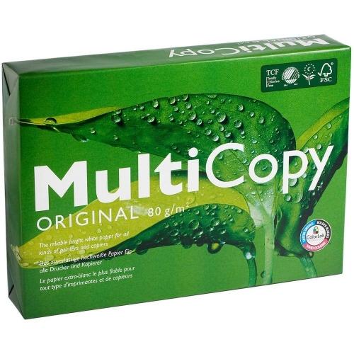 Χαρτί Α4 Multicopy 80gr 500φ λευκό