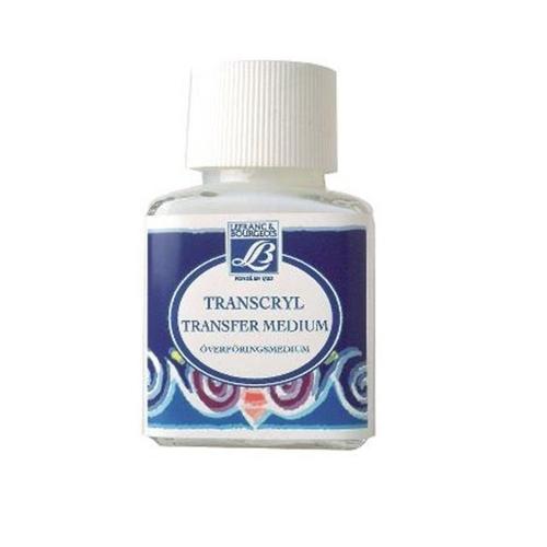 Transcryl lefranc 75 ml για μεταφορά εικόνας