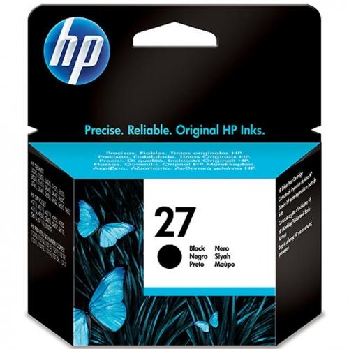 Μελάνι HP 27 black