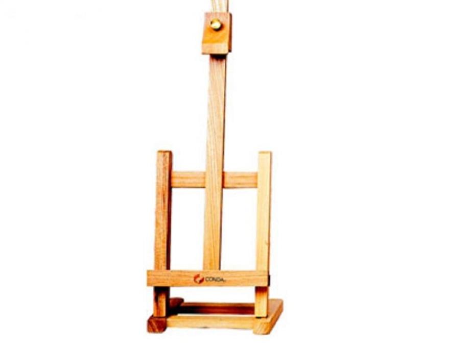 Καβαλέτο σταθερό μίνι 42 cm ξύλινο