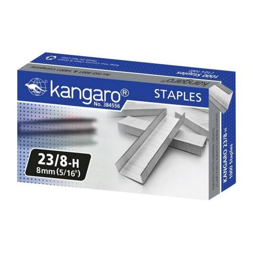 Σύρματα συρραπτικού Kangaro 23/8 1000