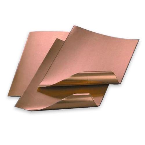 Φύλλο χαλκού 30x40 cm 0,12 mm