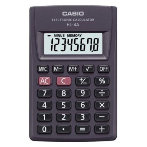 Αριθμομηχανή Casio HL-4A