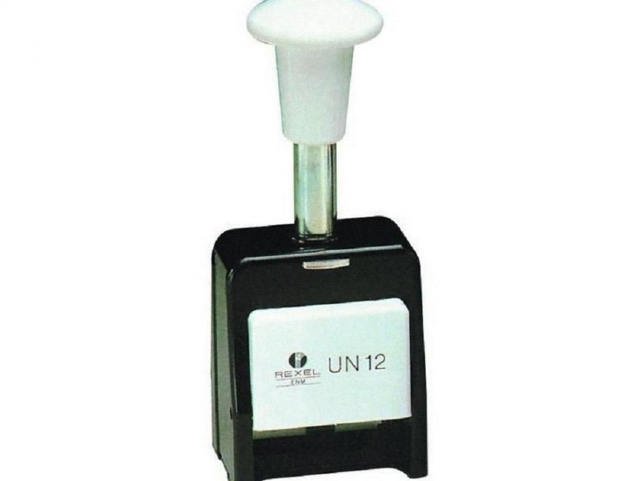 Αριθμητήρας αυτόματος Rexel UN12