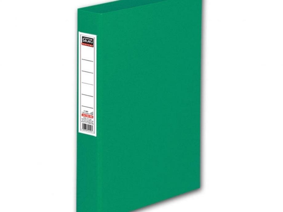Ντοσιέ Skag ετικέτα 4 κρικ πράσινο