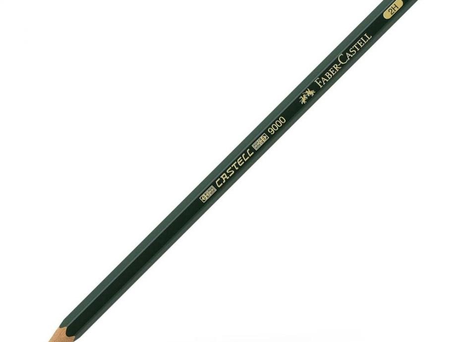 Μολύβι σχεδίου Faber 9000 2H