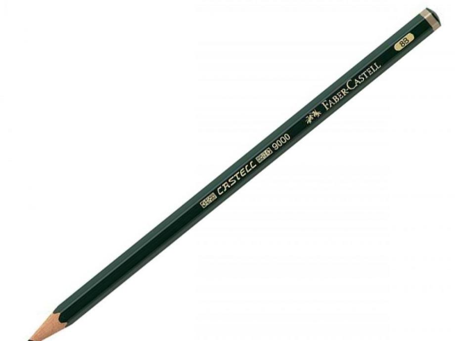 Μολύβι σχεδίου Faber 9000 8B