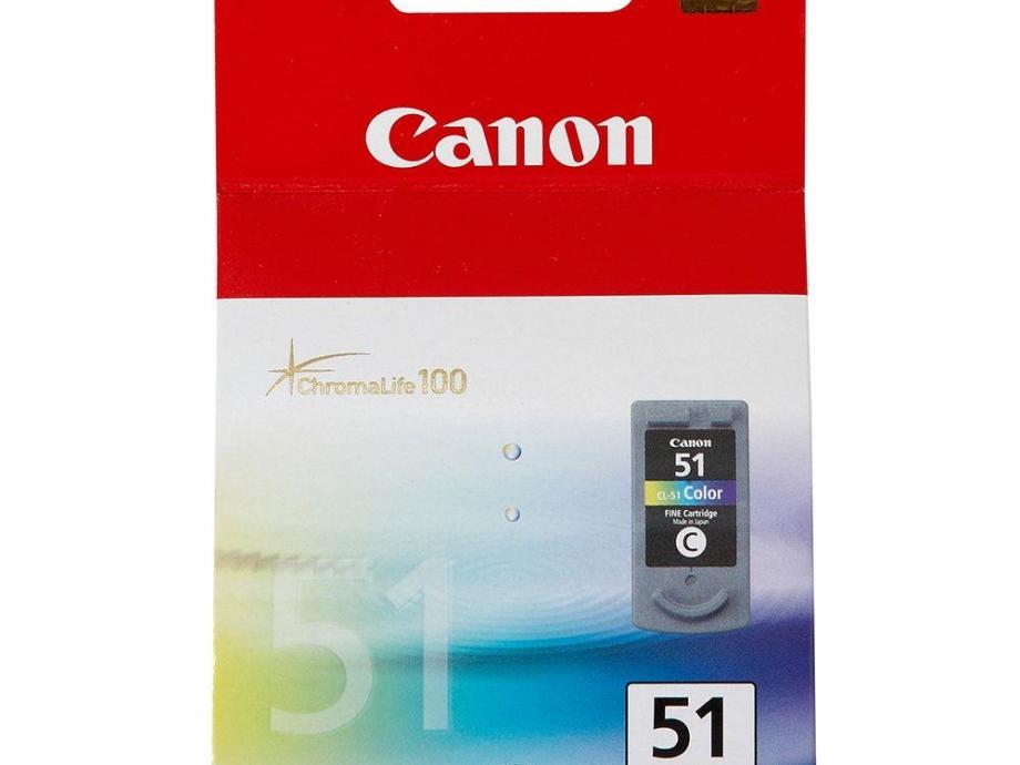 Μελάνι Canon CL 51