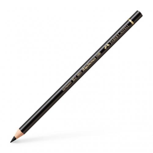 Ξυλομπογιά Faber polychromos 9201-199 μαύρο