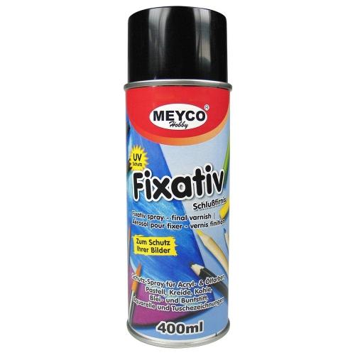 Σπρέι βερνίκι Fixative Meyco 400 ml 65776