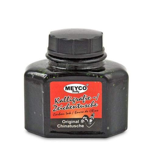 Σινική μελάνη Meyco Indian Ink 40 ml μαύρη 14001