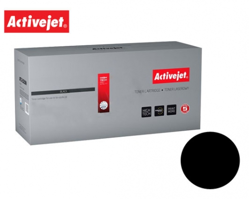 ACTIVE JET TONER ΣΥΜΒΑΤΟ ΜΕ HP ATH-53N #53A BLACK 3.500Φ. (Ν) #Q7553A