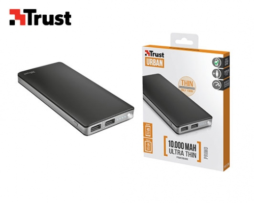 TRUST POWERBANK 10.000 MAH PRIMO THIN