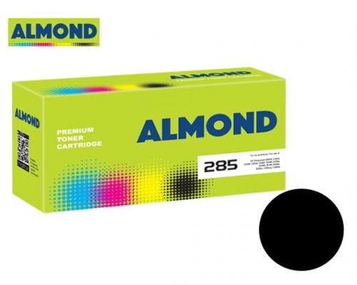 ALMOND TONER ΣΥΜΒΑΤΟ ΜΕ HP  #304A BLACK 4.400Φ.(N) #CC530A/#CE410X/#CE410X