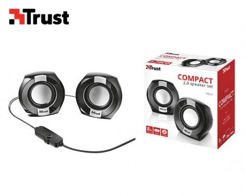TRUST HXEIO 2.0 8W POLO COMPACT