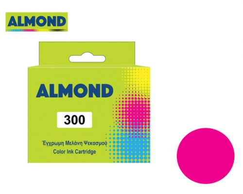 ALMOND INK ΣΥΜΒATO ΜΕ HP #953XL MAGENTA 20,5ml 1.600Φ.( Ν) #F6U17AE