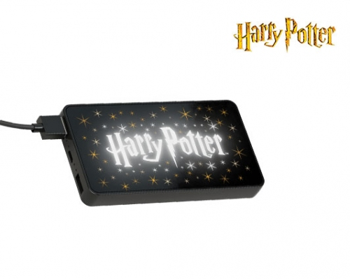 TRIBE POWER BANK LUMINA 6.000 mAh HARRY POTTER