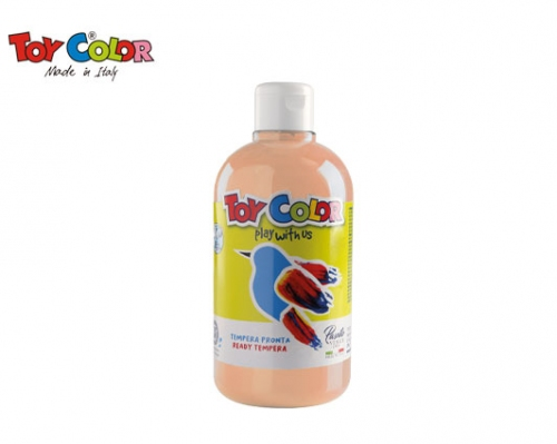 TOY COLOR ΤΕΜΠΕΡΑ 500ml SUPERWASHABLE SKIN PINK