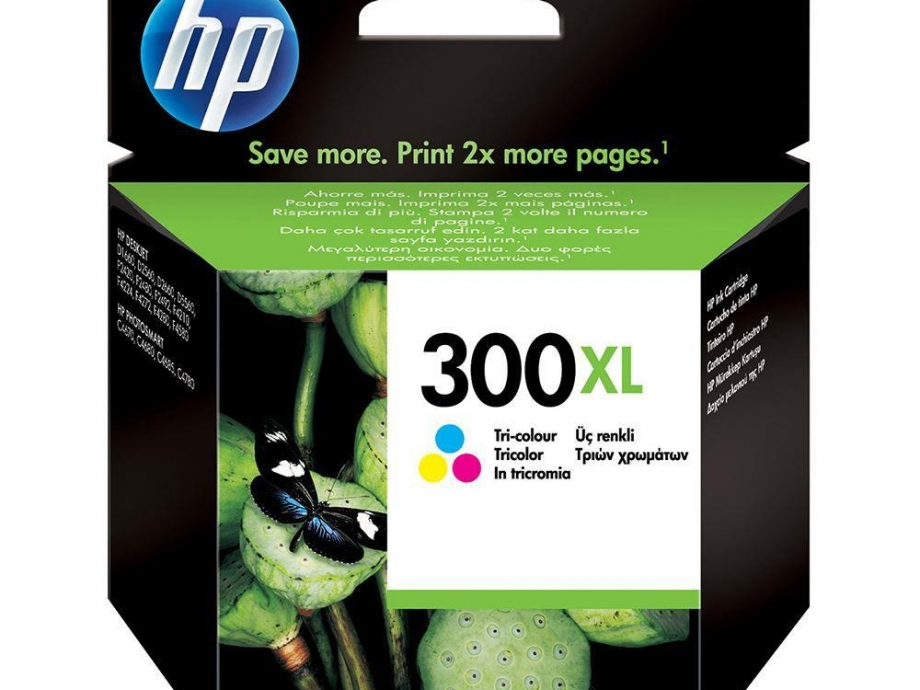Μελάνι Hp 300XL colour