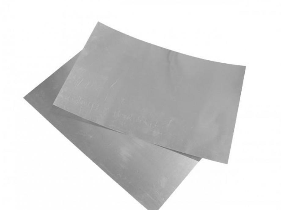 Φύλλο αλουμινίου 30x40 cm 0,10 mm
