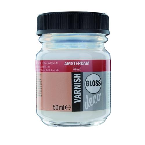 Talens amsterdam varnish gloss 50 ml