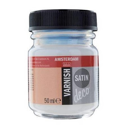 Talens amsterdam varnish satin 50 ml