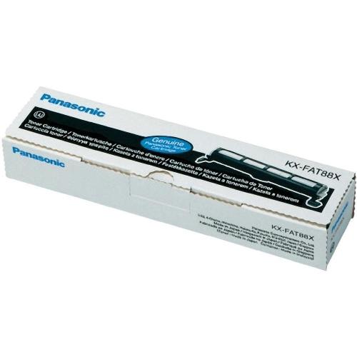 Toner fax Panasonic KX-FAT88X
