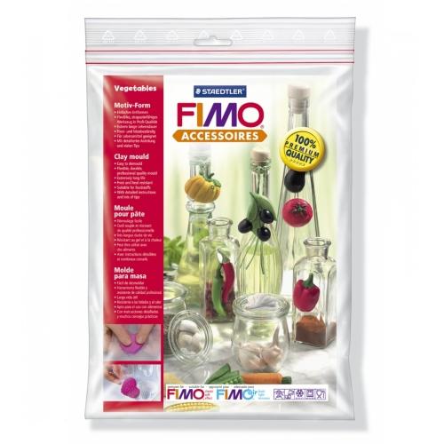 Καλούπι πηλού Fimo 8742-43 vegetables