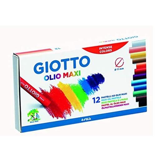 Λαδοπαστέλ Giotto 12 τεμάχια