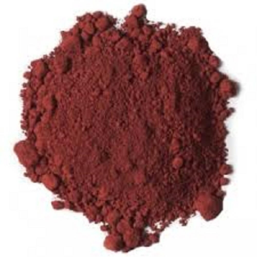 Σκόνη αγιογραφίας χονδροκόκκινο σκούρο 100gr