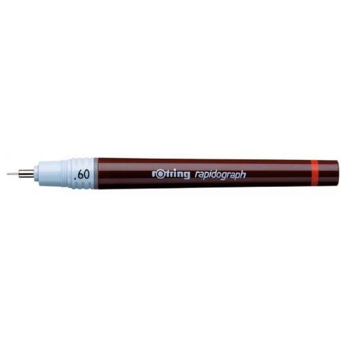 Ραπιδογράφος Rotring 0,60 mm 155060