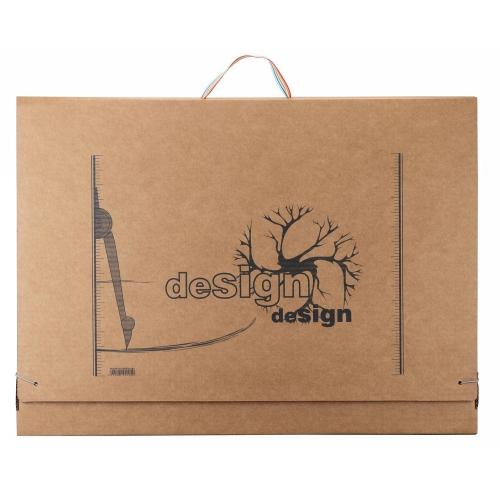 Τσάντα σχεδίου χάρτινη 50x70x3 cm Ιωνία
