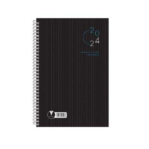 Ημερολόγιο 2021 σπιράλ 17x24 εβδομαδιαίο 1έτος