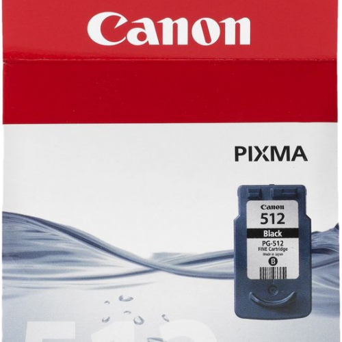 Μελάνι Canon PG-512 black
