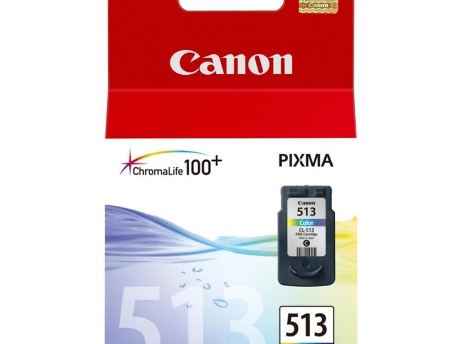 Μελάνι Canon CL-513 colour