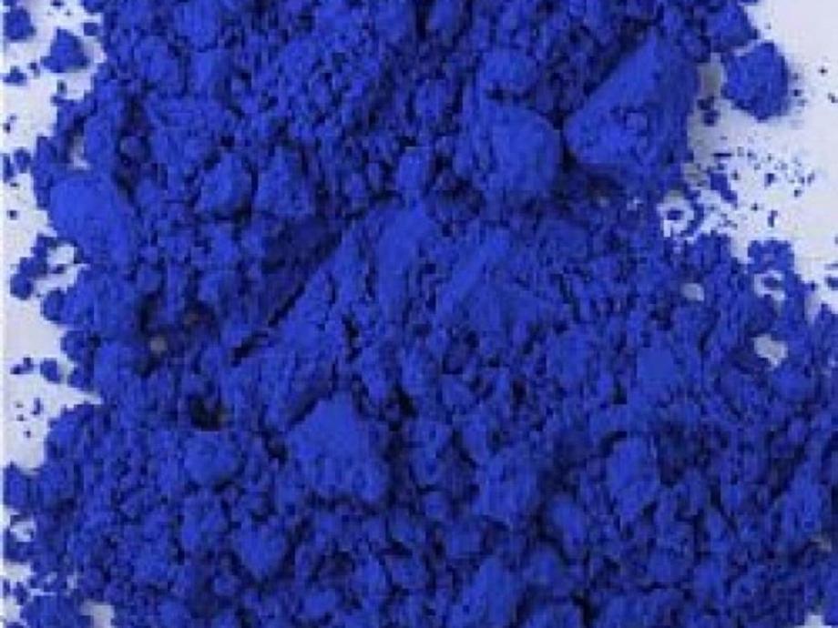 Σκόνη αγιογραφίας μπλε ούλτραμαριν100gr
