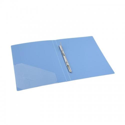 Ντοσιέ πλαστικό με ελατήριο Α4 Uniwell