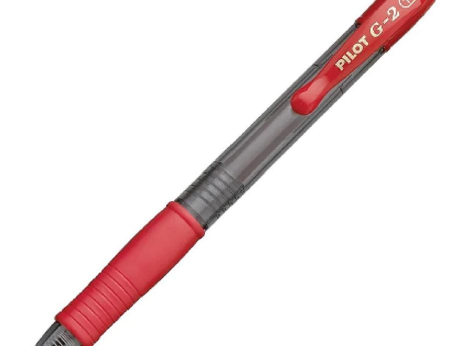 Στυλό Pilot g2 1,0 κόκκινο