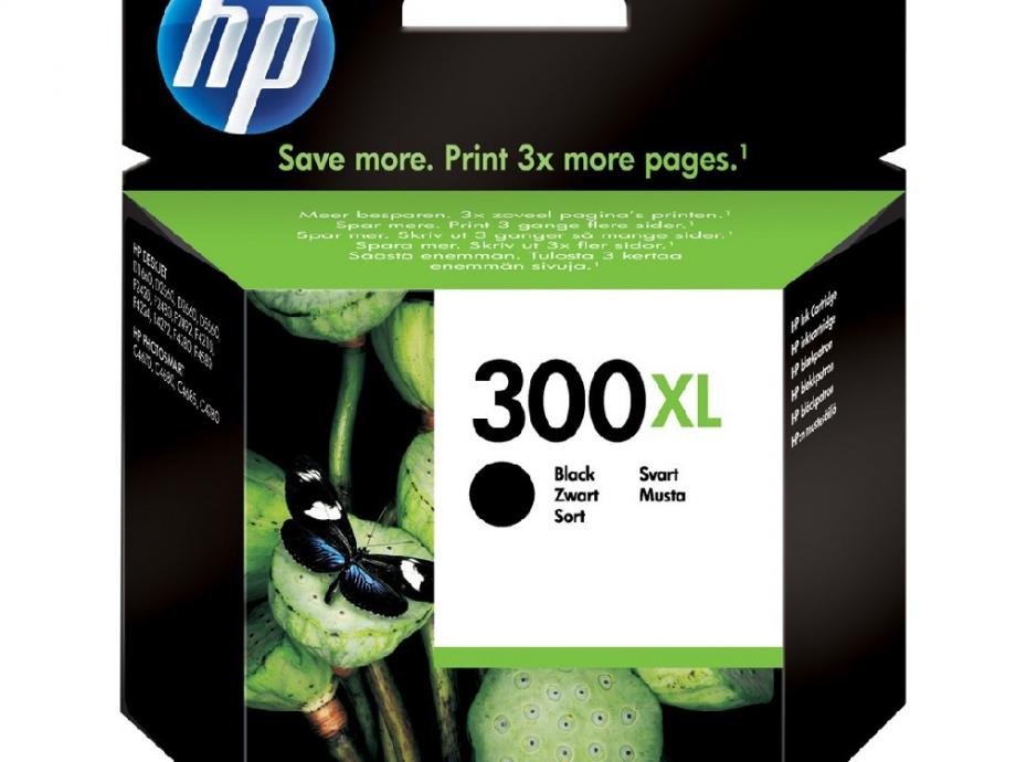 Μελάνι Hp 300XL black