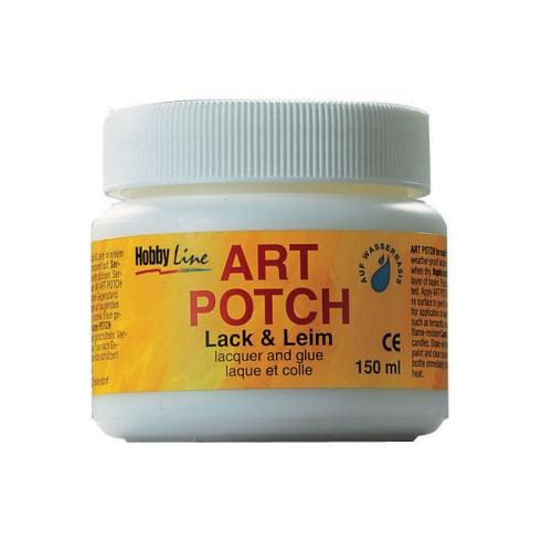 Art potch γυαλί-πέτρα-ξύλο 150 ml